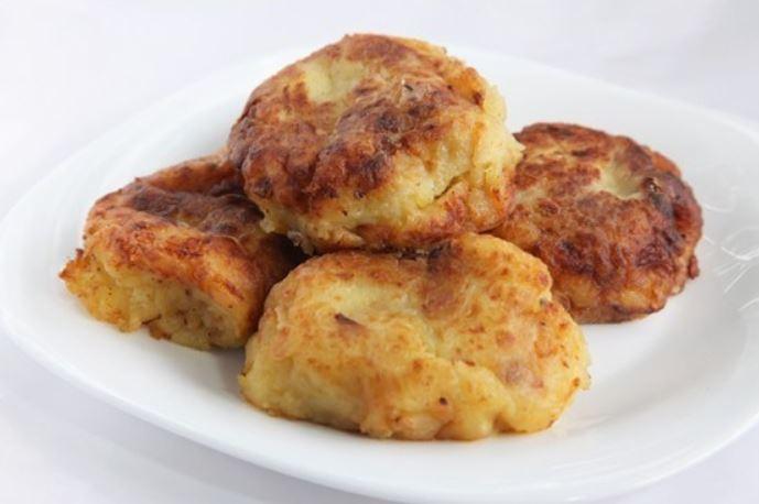 Картопляні котлети з пюре: з фаршем та іншою начинкою