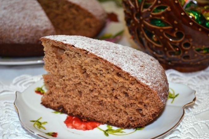 Солодкий пиріг на швидку руку (простий, на кефірі): рецепти