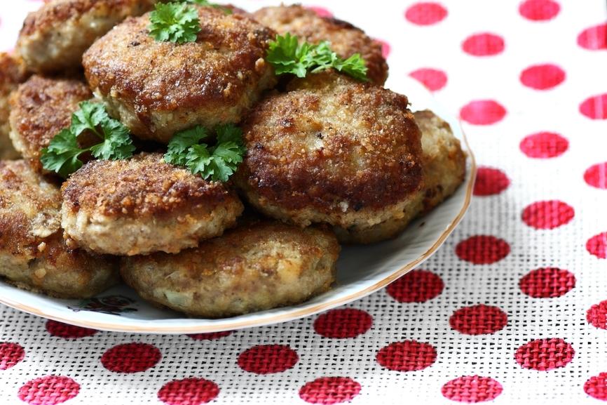 Котлети з яловичини: покрокові рецепти, калорійність, поради