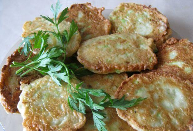 Деруни з кабачків (пісні, з картоплею, з сиром): рецепти