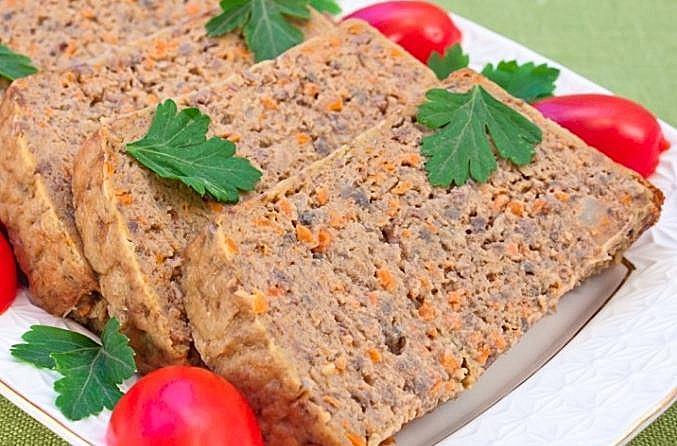 Суфле з печінки (курячої, яловичої): у духовці, мультиварці