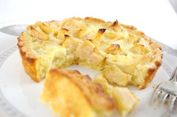 Шарлотка на кефірі з яблуками: рецепти знаменитого пирога
