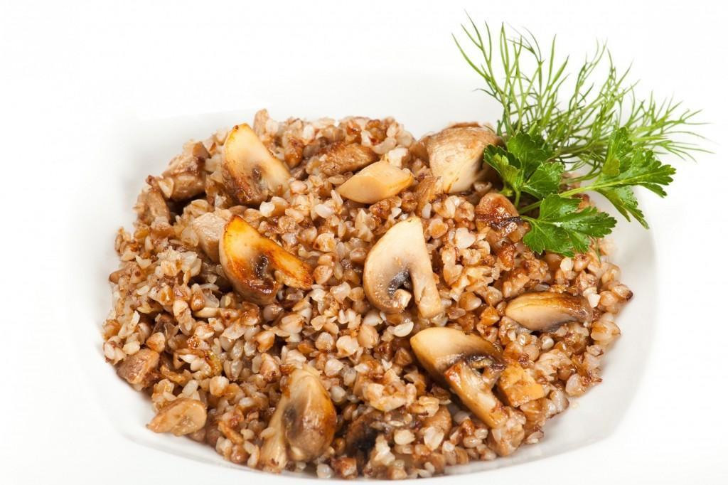 Гречка з грибами в мультиварці: рецепти смачних страв з фото