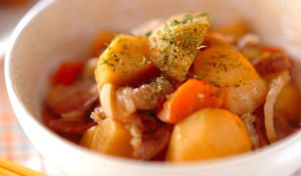 Свинина з картоплею в мультиварці: покрокові рецепти з фото