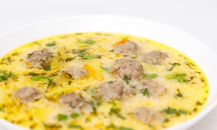Суп з фрикадельками в мультиварці: прості рецепти покроково