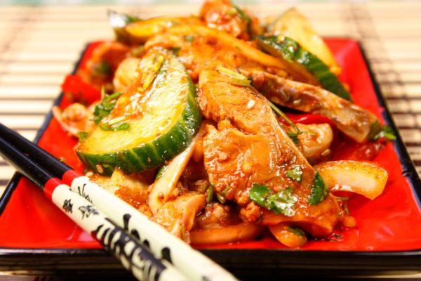 Хе з риби: класичний рецепт, по-корейськи, з овочами