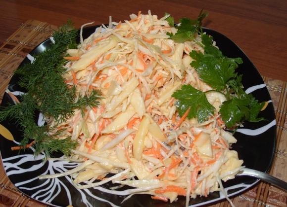 Салат з овочів: традиційні і незвичайні рецепти з фото