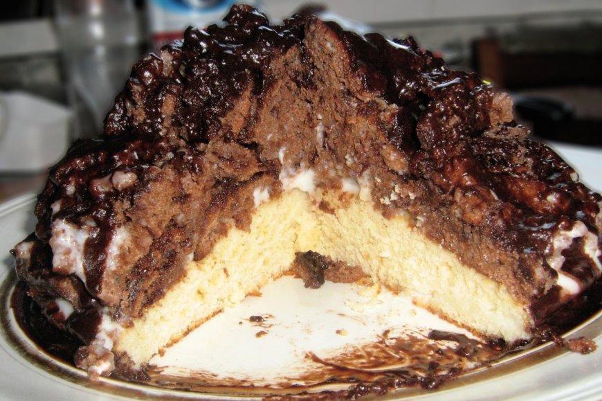 Торт «Кучерявий пінчер»: традиційний рецепт з фото покроково