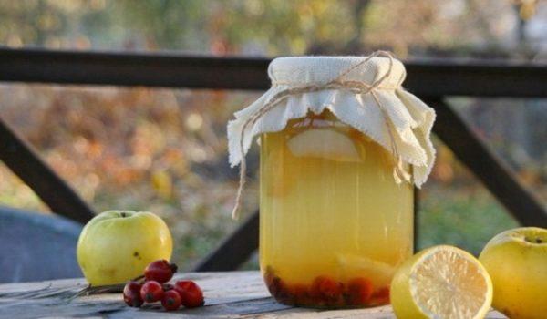 Компот з лимона на зиму: прості покрокові рецепти з фото