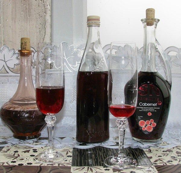 Вино з забродженого варення в домашніх умовах: рецепти