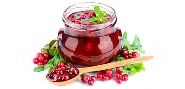 Брусничне варення (з яблуками, п'ятихвилинка): рецепти з фото