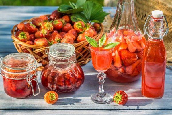 Заготовки з полуниць на зиму: найкращі рецепти покроково