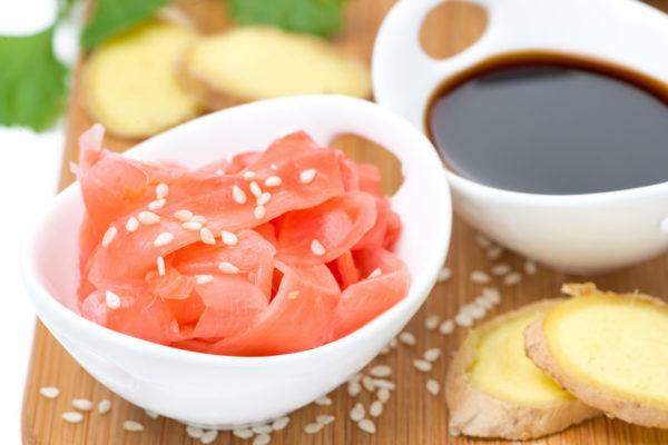 Маринований імбир: простий рецепт в домашніх умовах