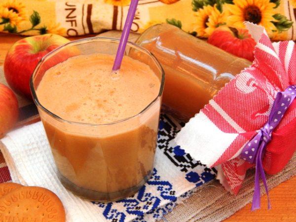 Яблучний сік на зиму (через соковижималку): рецепти з фото