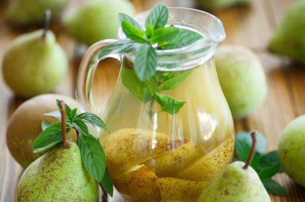 Компот з груш на зиму: простий рецепт, без стерилізації