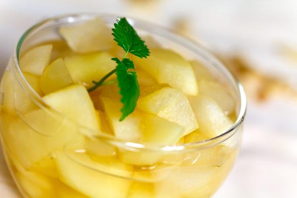 Компот з кабачків на зиму: як ананас, з вишнею, з аличею