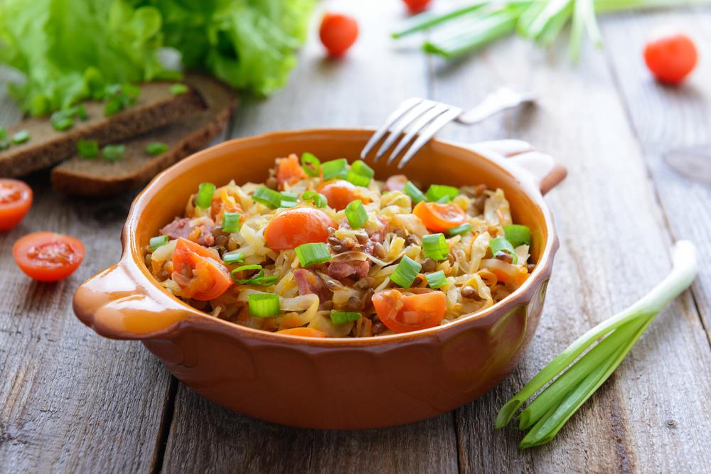 Як приготувати овочеве рагу: з м'ясом, з кабачками, рататуй
