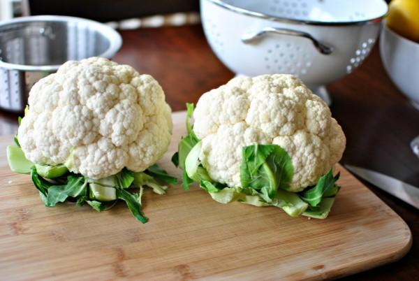 Як приготувати цвітну капусту: на сковороді і в духовці