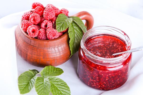 Варення з малини на зиму: «П'ятихвилинка» та інші рецепти