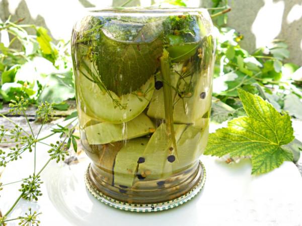 Заготовки з кабачків на зиму: золоті рецепти покроково
