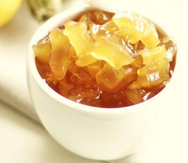 Варення з кабачків з лимоном: покрокові рецепти з фото