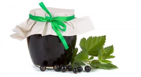 Джем з чорної смородини: прості рецепти на зиму з фото