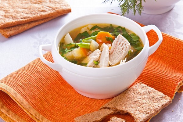 Суп з індички: покрокові рецепти смачних перших страв з фото