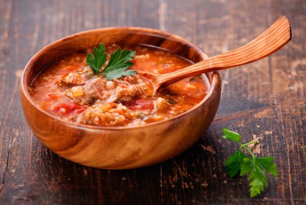 Суп харчо з яловичини: класичний рецепт з фото, поради