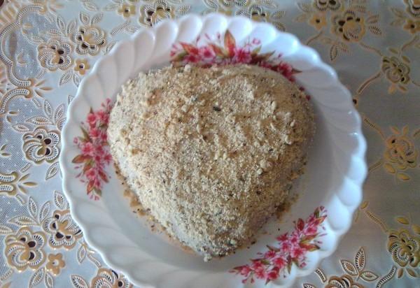 Торт «Холодне серце» своїми руками: домашні фото-рецепти