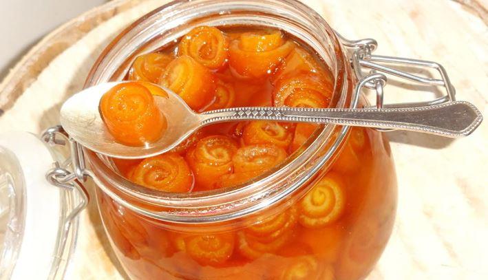 Варення з апельсинових кірок: рецепти заготовок з фото