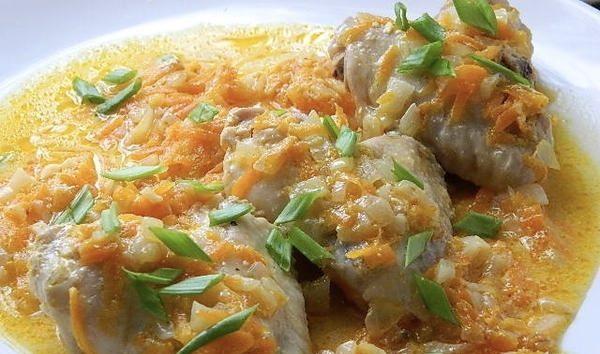 Курячі крильця в духовці просто і смачно: рецепти з фото