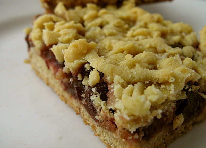 Печиво з варенням і тертим тестом зверху: рецепти з фото