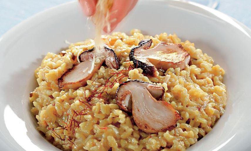 Різотто з грибами: покроковий рецепт приготування з фото