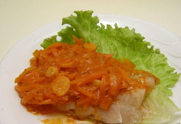 Риба під маринадом: класичний рецепт з фото покроково