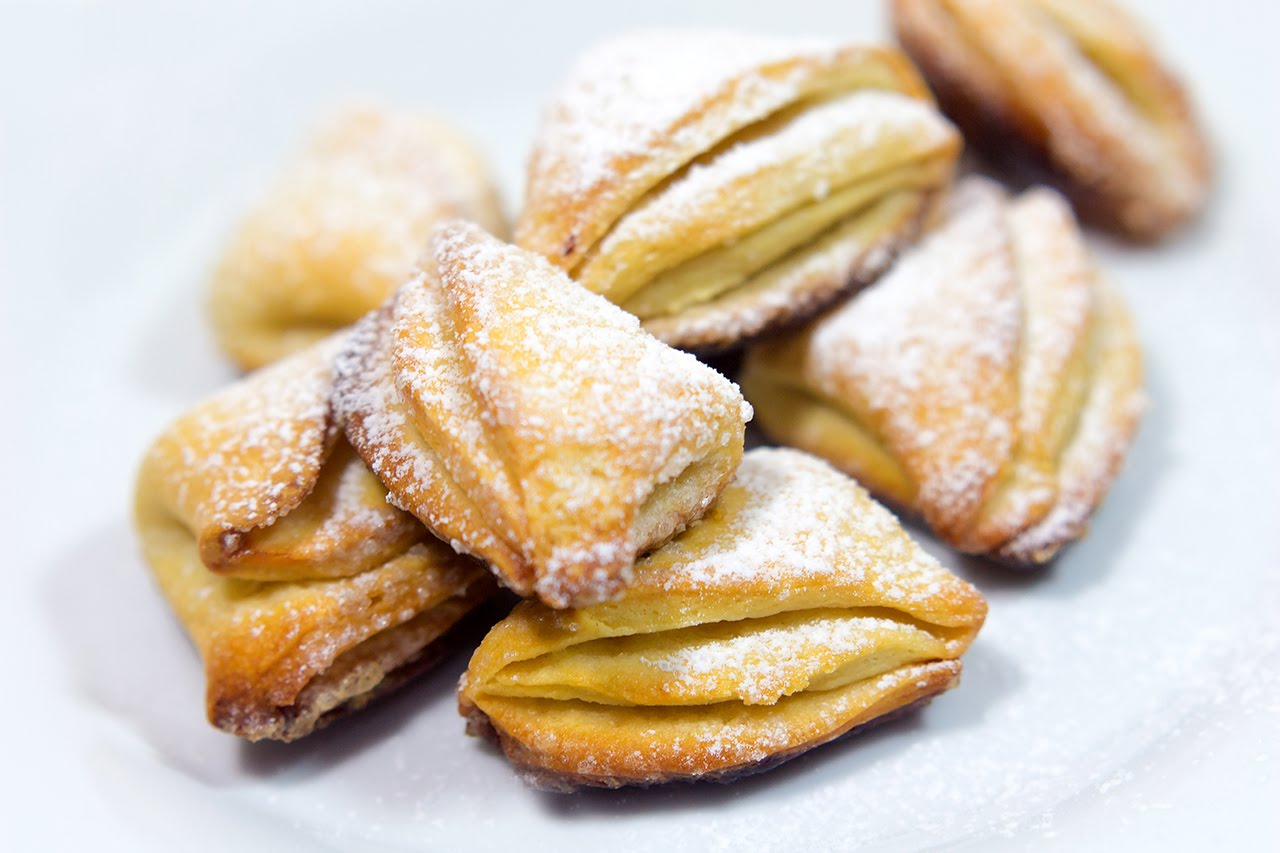 Печиво з сиру дуже смачне: рецепт з покроковим фото