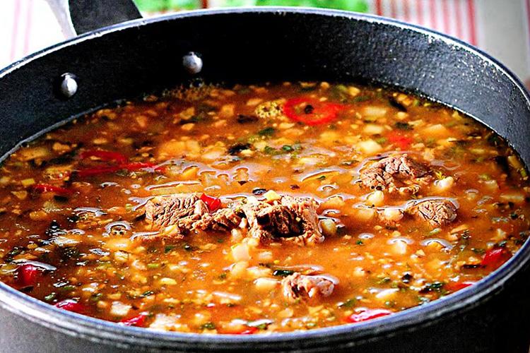 Суп харчо: простий рецепт приготування в домашніх умовах
