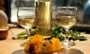 Вино з кульбаб: покрокові рецепти приготування з фото