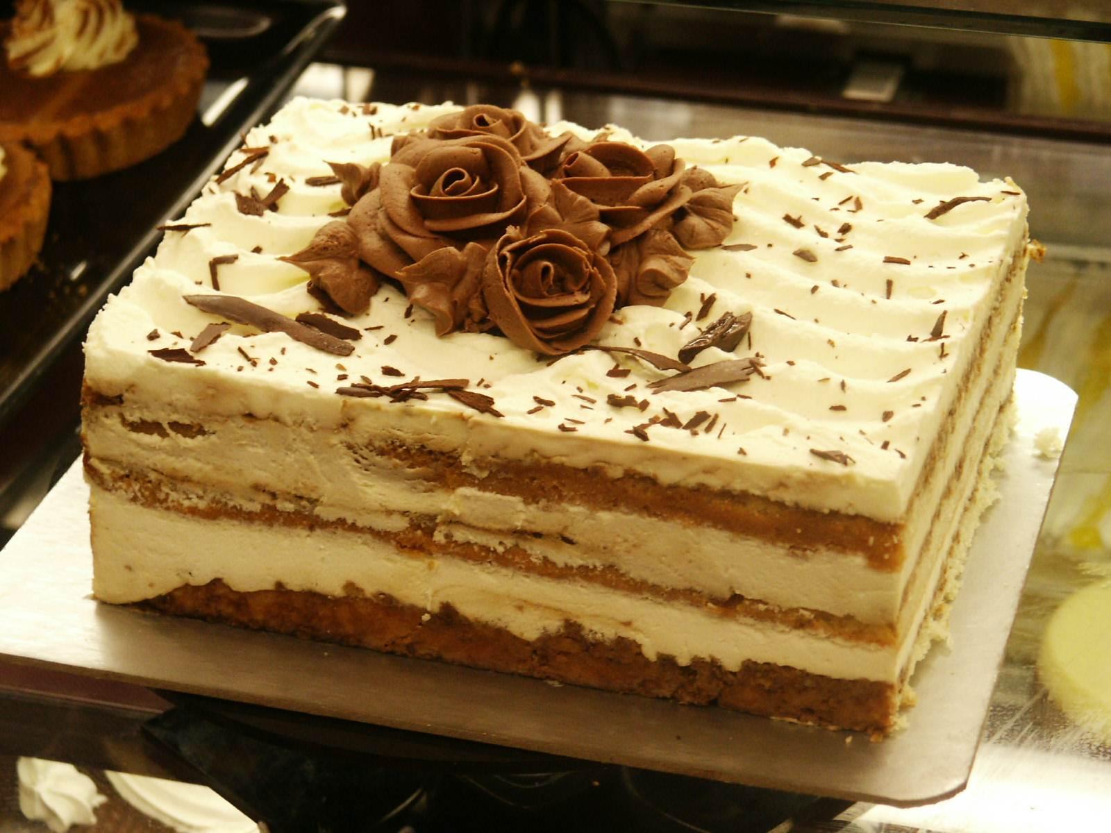 Крем з маскарпоне для торта: рецепти з фото