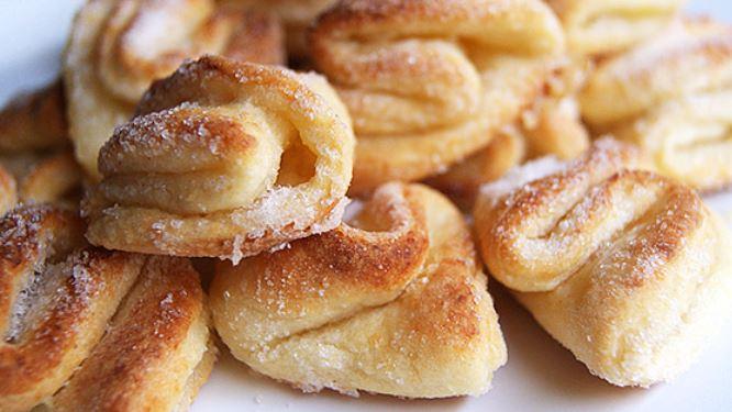 «Гусячі лапки»: фото-рецепти печива з сиру і без нього