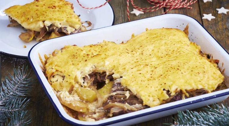 М'ясо по-французьки в духовці: покрокові рецепти з відео