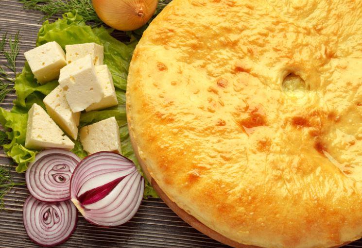 Осетинський пиріг з сиром: покрокові рецепти з фото і відео