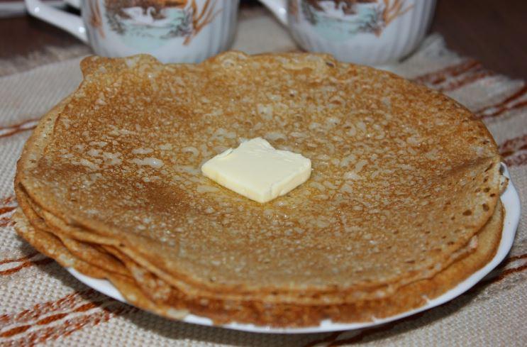 Як зробити млинці без яєць на молоці: рецепти з фото покроково