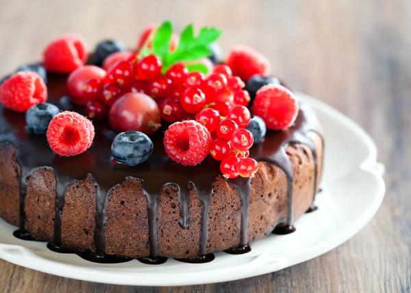 Пиріг із замороженими ягодами: покрокові рецепти з фото