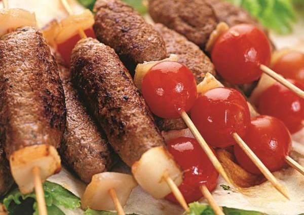 Рецепт приготування люля-кебаб в домашніх умовах з фото