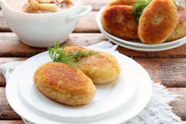 Зрази картопляні з фаршем: рецепти приготування з фото