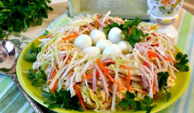 Салати на день народження: смачні, нові, прості і недорогі