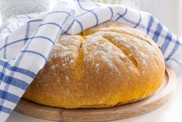Рецепт смачної випічки хліба в духовці в домашніх умовах