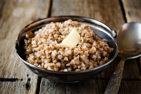 Як правильно і смачно зварити розсипчасту гречку на воді