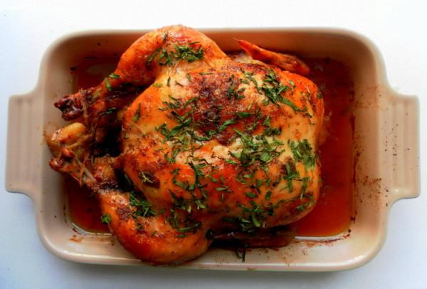 Маринад для курки в духовці: смачні і швидкі рецепти