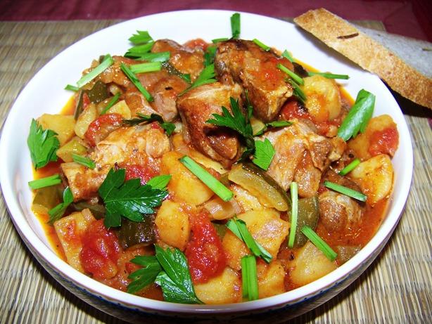 Азу по-татарськи: традиційний покроковий рецепт з фото